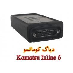 دیاگ کوماتسو Komatsu inline 6