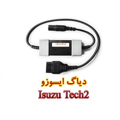 کابل 24 ولت ایسوزو